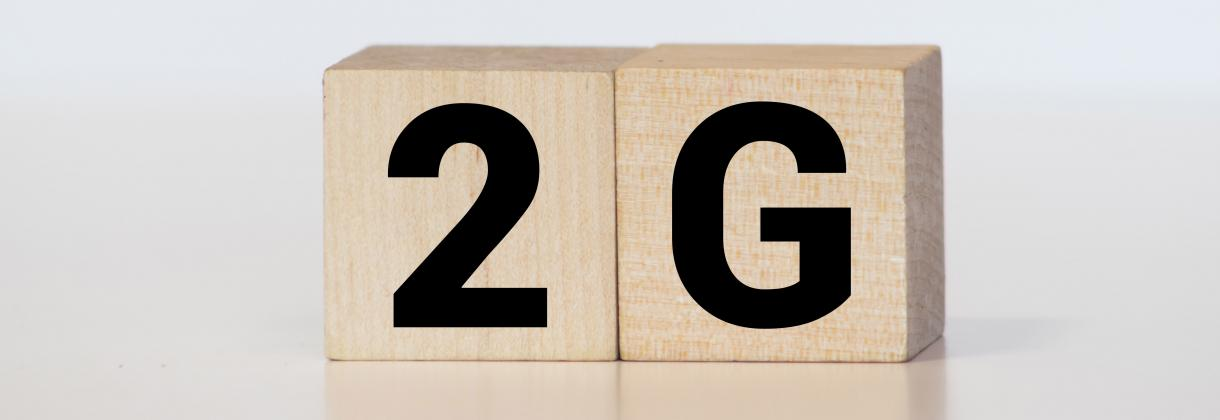 Avveckling 2G