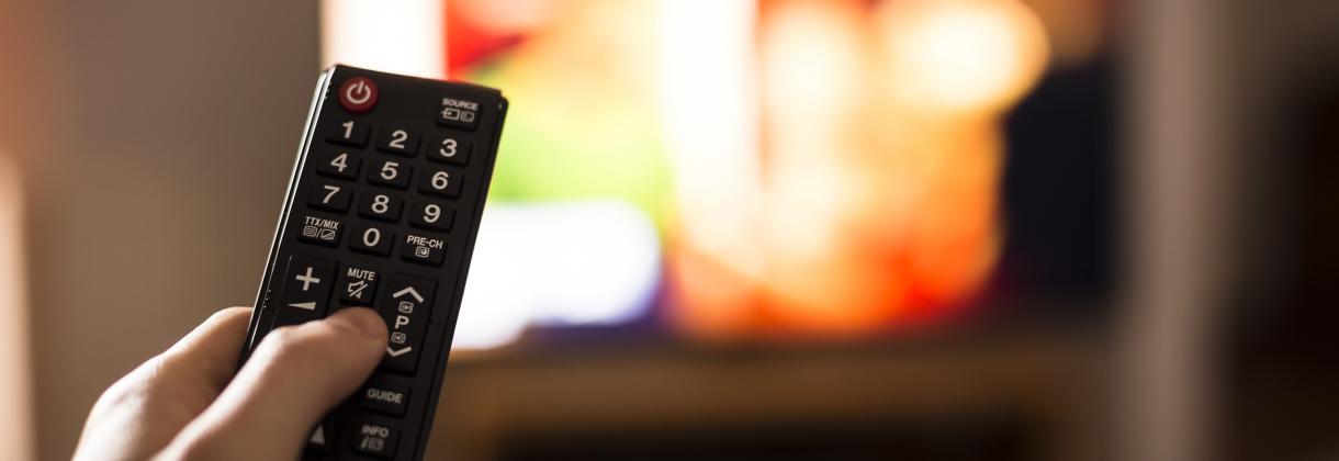 IPTV för kollektiv distribution