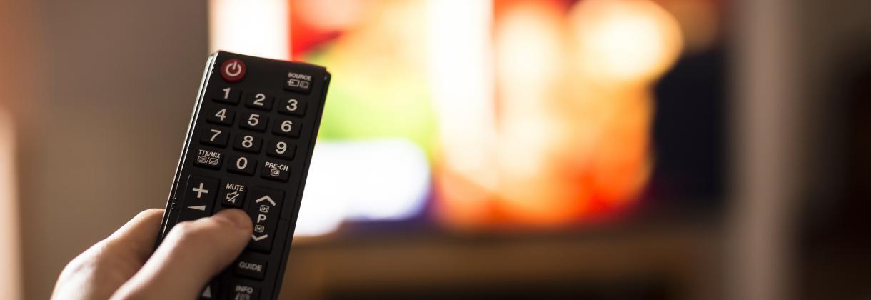 IPTV fjärrkontroll