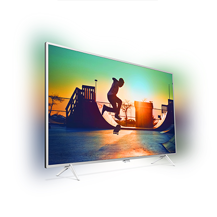 "Philips 55"" Ultra-HD"